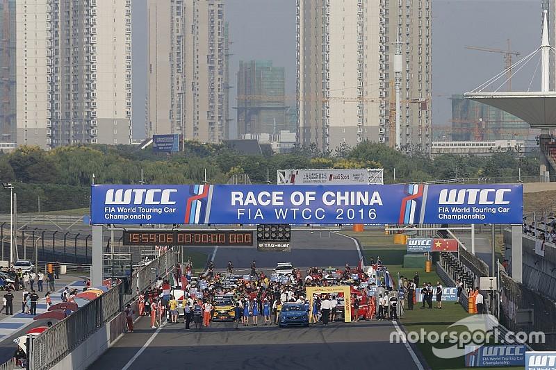 Китайский этап WTCC перенесли из Шанхая в Нинбо