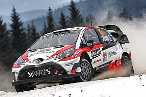 WRC Prova speciale Svezia, PS13: Latvala risponde a Tanak e torna a distanziarlo