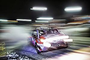 WRC Leg звіт Ралі Швеція: Латвала скористався невдачею Ньовілля і вийшов у лідери