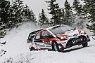 ES17 - Latvala maintient un rythme d'enfer