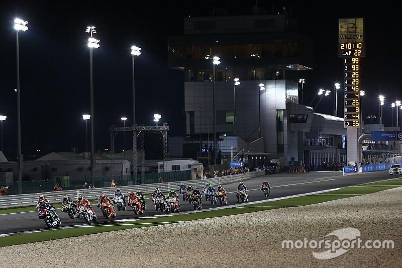 La lluvia no detendrá el Gran Premio de Qatar de MotoGP