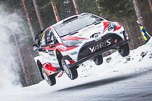 WRC Gara Latvala vince in Svezia e riporta Toyota al successo dopo 18 anni!