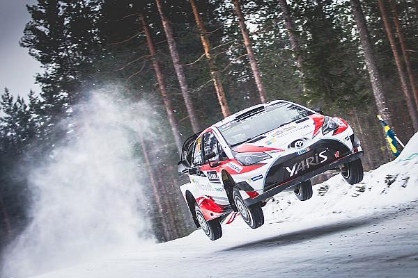 Ралі Швеція: історичний успіх Toyota