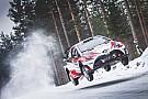 WRC Ралі Швеція: історичний успіх Toyota