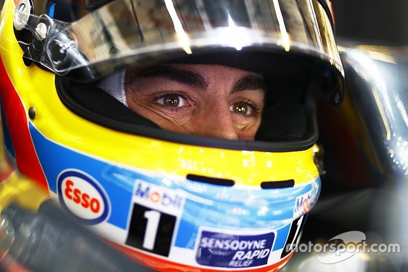 ألونسو أوّل من سيختبر سيارة مكلارين الجديدة في برشلونة