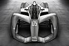 Formula E Merész jövő előtt a Formula E: látványterveken az új kocsi