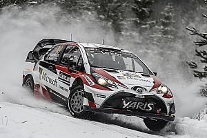 WRC Top List Galería: La victoria de Toyota en el WRC en Suecia
