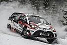 WRC Galería: La victoria de Toyota en el WRC en Suecia