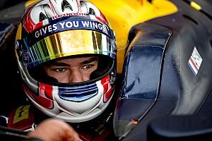Super Formula Новость Стала известна команда Гасли в Суперформуле