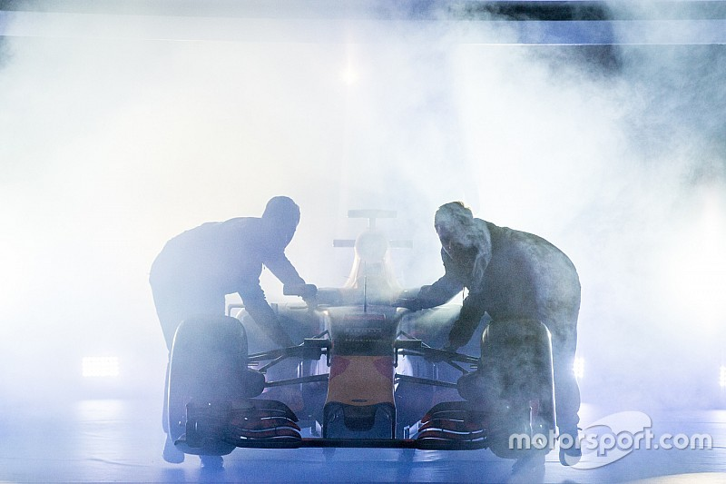 Red Bull Racing onthult RB13 op 26 februari