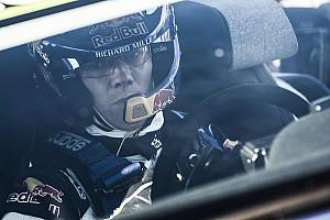 WRC Réactions Ogier -