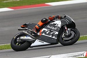 MotoGP News Smith & Espargaro: KTM RC16 MotoGP-Bike braucht viel Körpereinsatz