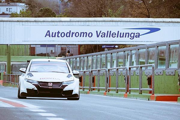 WTCC Actualités Honda lime la piste à Vallelunga, Michigami s'affûte