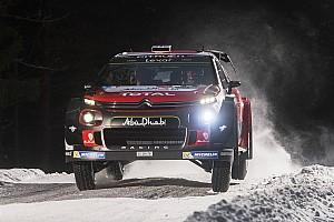 WRC Actualités Un début de saison difficile pour Meeke et Citroën