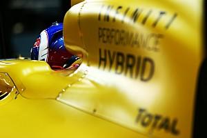 فورمولا 1 أخبار عاجلة فريق رينو يكمل التشغيل الأوّل لمحركه الجديد