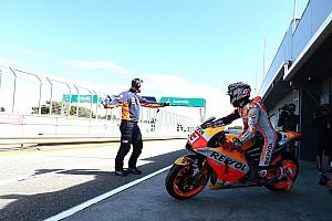 """MotoGP Noticias de última hora Márquez: """"Nos dejamos algo importante en electrónica, necesitamos tiempo"""""""