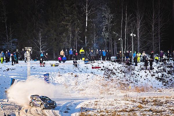 FIA потребовала от организаторов Ралли Швеция больше снега