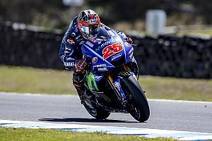 MotoGP Test Test Phillip Island, Day 2: Vinales rifila 0