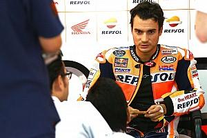 MotoGP Новость Педроса не выполнил программу второго дня тестов из-за болезни