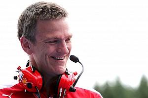 Формула 1 Новость Эллисон стал техническим директором Mercedes