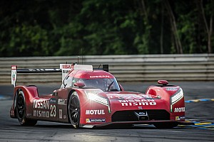 24 heures du Mans Actualités La Nissan GT-R LM revient au Mans... mais au Musée!