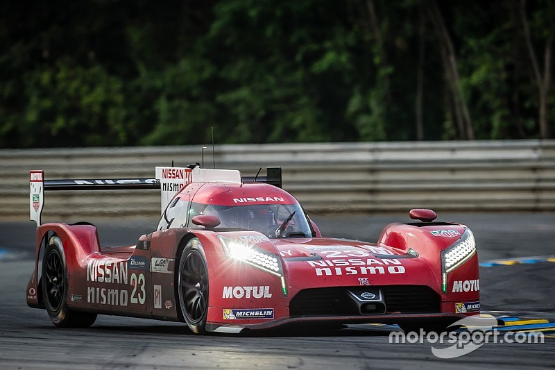 La Nissan GT-R LM revient au Mans... mais au Musée!