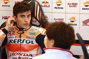 MotoGP Breaking news Marc Marquez bantah sembunyikan kekuatan
