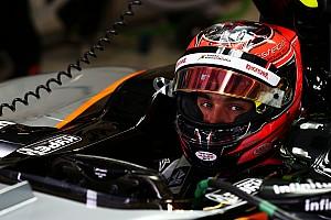 Formule 1 Actualités Pérez se méfie du jeune loup Ocon