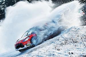 WRC Chronique Le tour du monde de Gabin Moreau: Suède