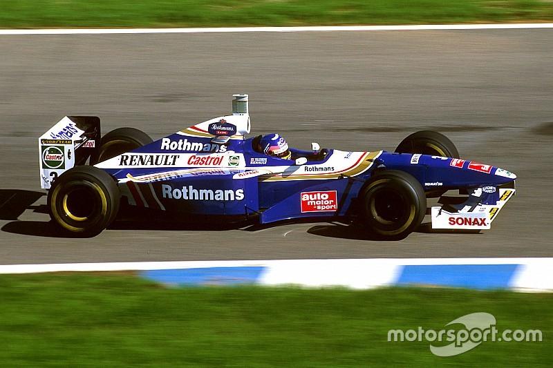 Fotogallery: tutte le monoposto F.1 della Williams dal 1997
