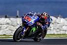 """MotoGP Viñales: """"Es imposible sentirse la estrella en Yamaha, no puedes compararte con Rossi"""""""