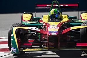 Fórmula E Relato de classificação Di Grassi voa e conquista 1ª pole na Fórmula E; Piquet é 5º