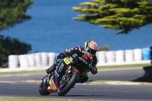 MotoGP Réactions Roulage et confiance accrus pour Zarco à Phillip Island