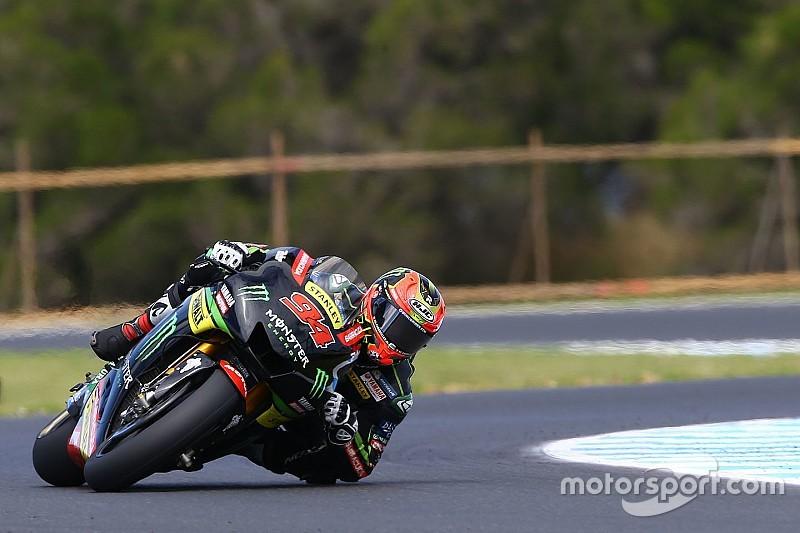 Фольгер оценил уровень новичков MotoGP