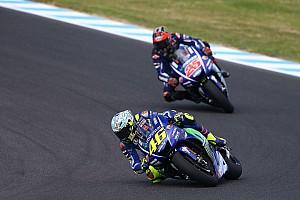 MotoGP: Rossi mellett senki sem lehet sztár!