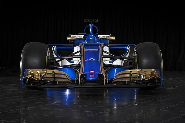 Formule 1 Diaporama Photos - La Sauber C36 dans le détail