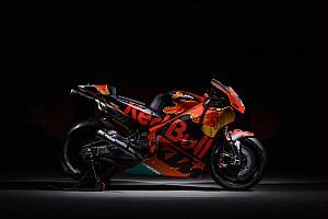 MotoGP BRÉKING Bemutatkozott a KTM első MotoGP szezonra készített gépe