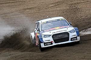 World Rallycross Actualités Une troisième Audi EKS pour Reinis Nitiss