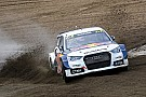 World Rallycross Une troisième Audi EKS pour Reinis Nitiss