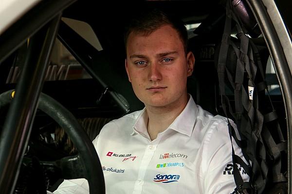 Rallycross-WM 2017: Reinis Nitiss 3. EKS-Audi-Pilot