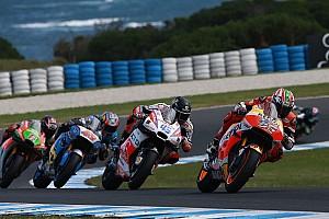 MotoGP Nieuws Motorsport met MotoGP, WK Superbike en MXGP goed vertegenwoordigd op Eurosport