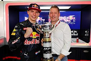 Formula 1 Breaking news Soal peluang juara dunia Max Verstappen, Jos: Masih satu tahun lagi