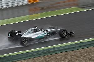 F1 Noticias de última hora Barcelona hace pruebas para simular el test de F1 en mojado