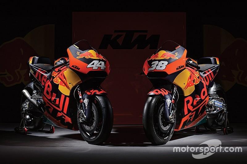 КТМ матиме сателітну команду MotoGP у 2018