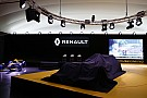 Наживо: Презентація Renault F1 2017