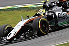 Formula 1 Force India: ecco la line up piloti per i primi test di Barcellona