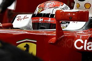 Formule 1 Nieuws Raikkonen vrijdag als eerste in actie met nieuwe Ferrari