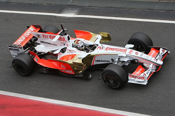 Foto's: Alle Formule 1-wagens van Force India