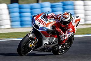 MotoGP Важливі новини Ducati запланувала тести в Хересі після гонки в Катарі