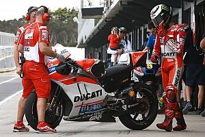 MotoGP Ultime notizie La Ducati farà un test a Jerez dopo il GP del Qatar
